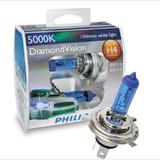 PHILIPS DIAMOND VISION 5000K - H4 [12342DV]